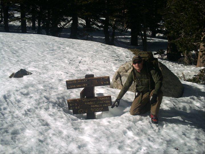 San Jacinto Mountain, California 2010