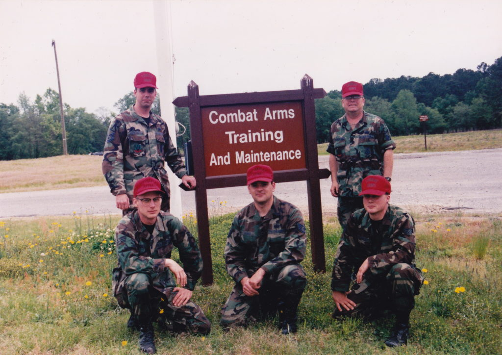Seymour Johnson AFB CATM, 1998