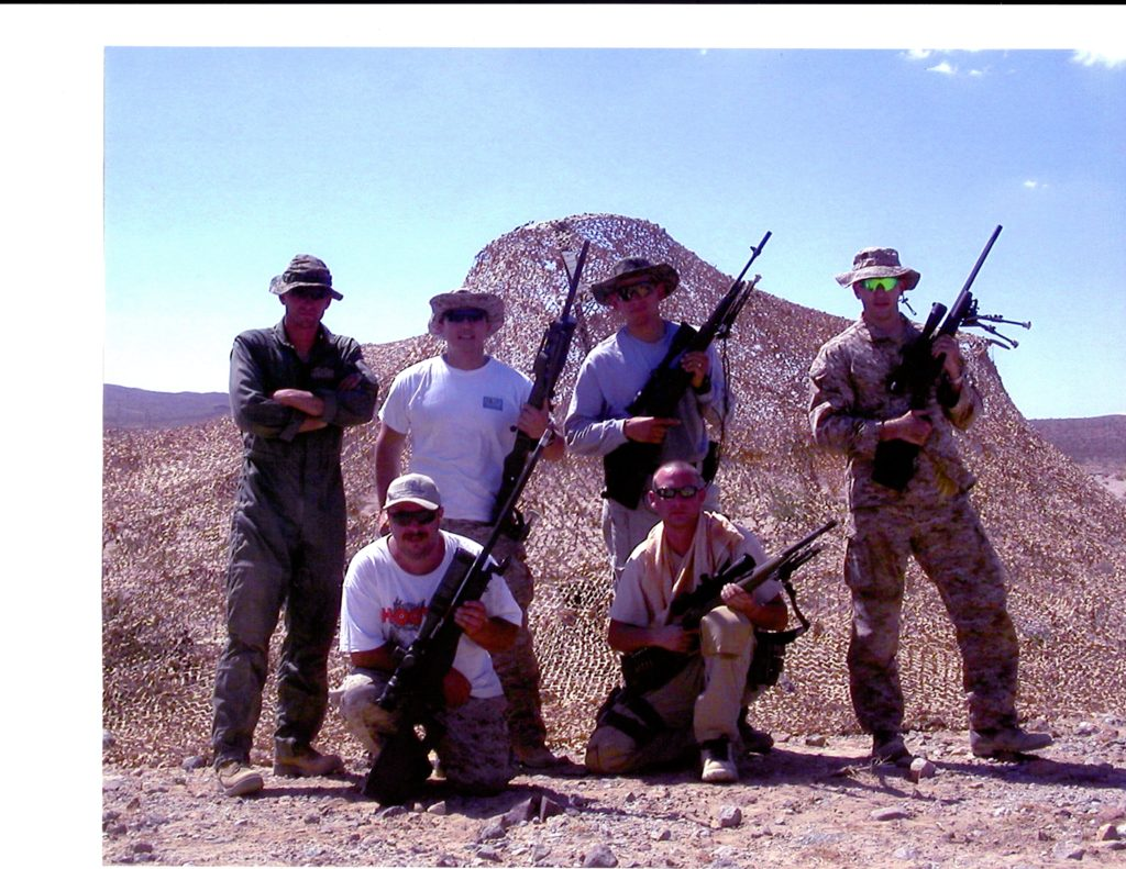 On Target, Long Range Rifle, California 2004