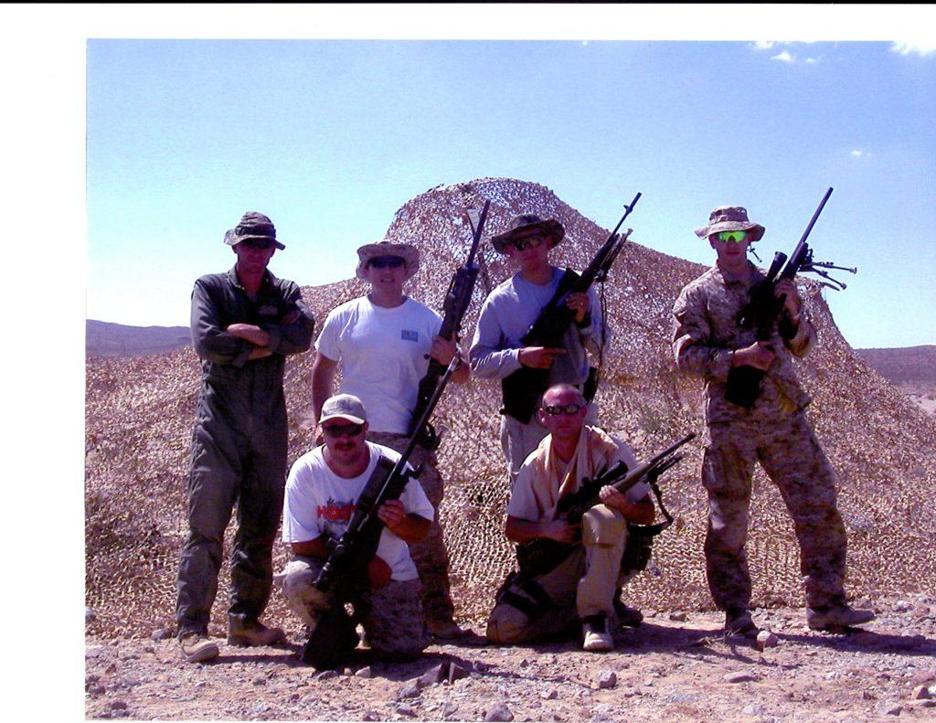 On Target, Long Range Rifle, California 2004