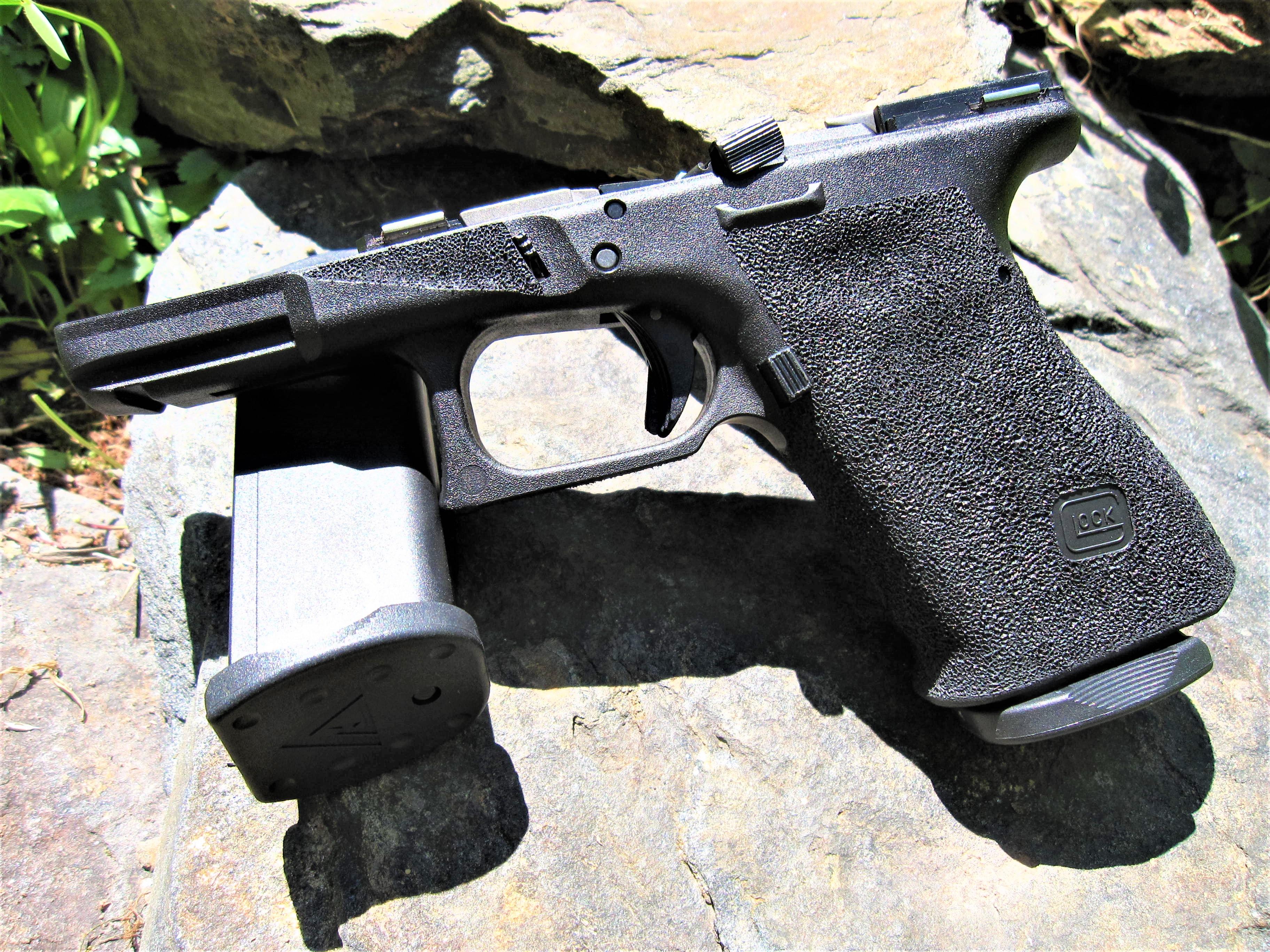 Glock 23 Frame – Midgard Armory