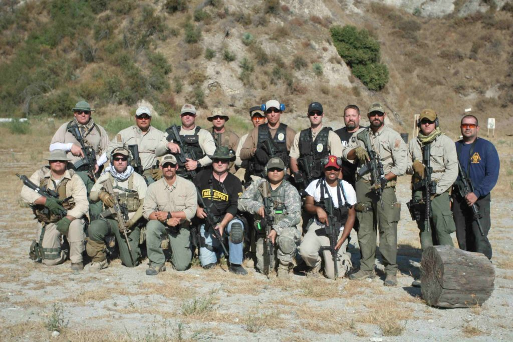 FOG Tactical Carbine 1, California 2010