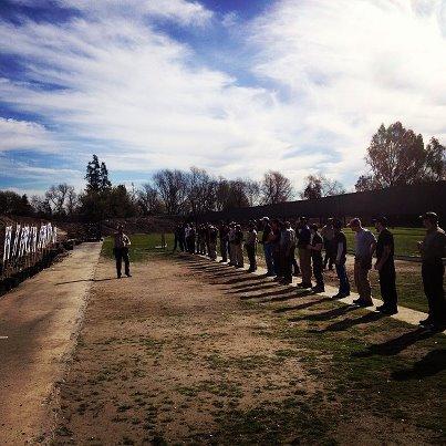 FOG Pistol 1, California 2012
