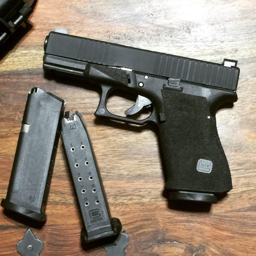 full custom Glock 23